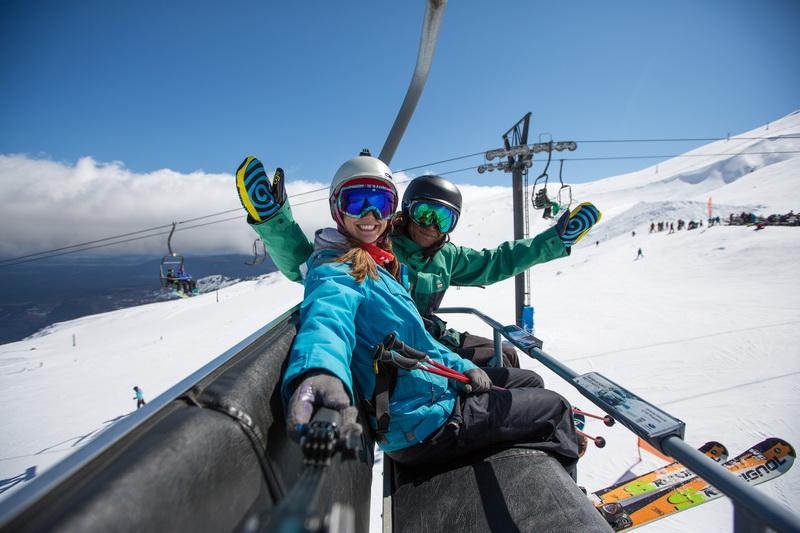 Turoa Ski Area, Mt Ruapehu